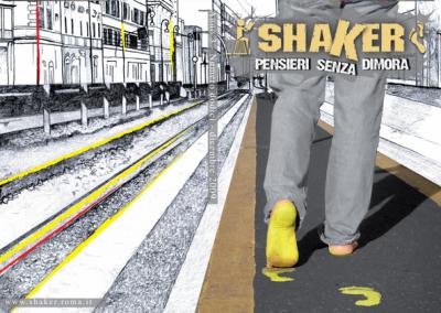 Shaker 12 - Taccuino